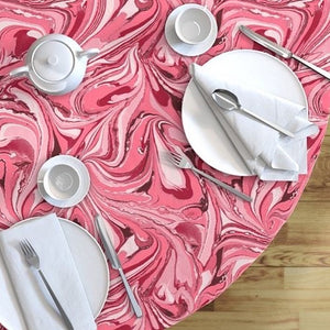 PRE-ORDER Adored Round Tablecloth