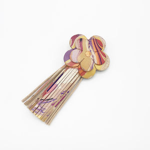 Posie Floral Tassel - No One Alike
