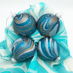 Big Sky Small Ornament Set - No One Alike