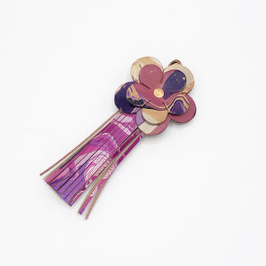 Penelope Floral Tassel - No One Alike