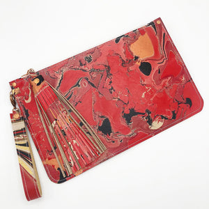 Cherry Blush Wristlet - No One Alike