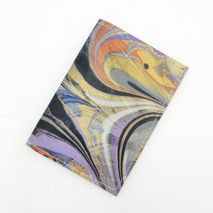 Golden Lavender Passport Cover - No One Alike