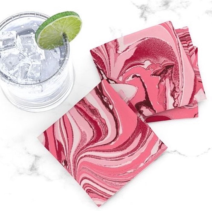 Adored Cocktail Napkins MADE TO ORDER
