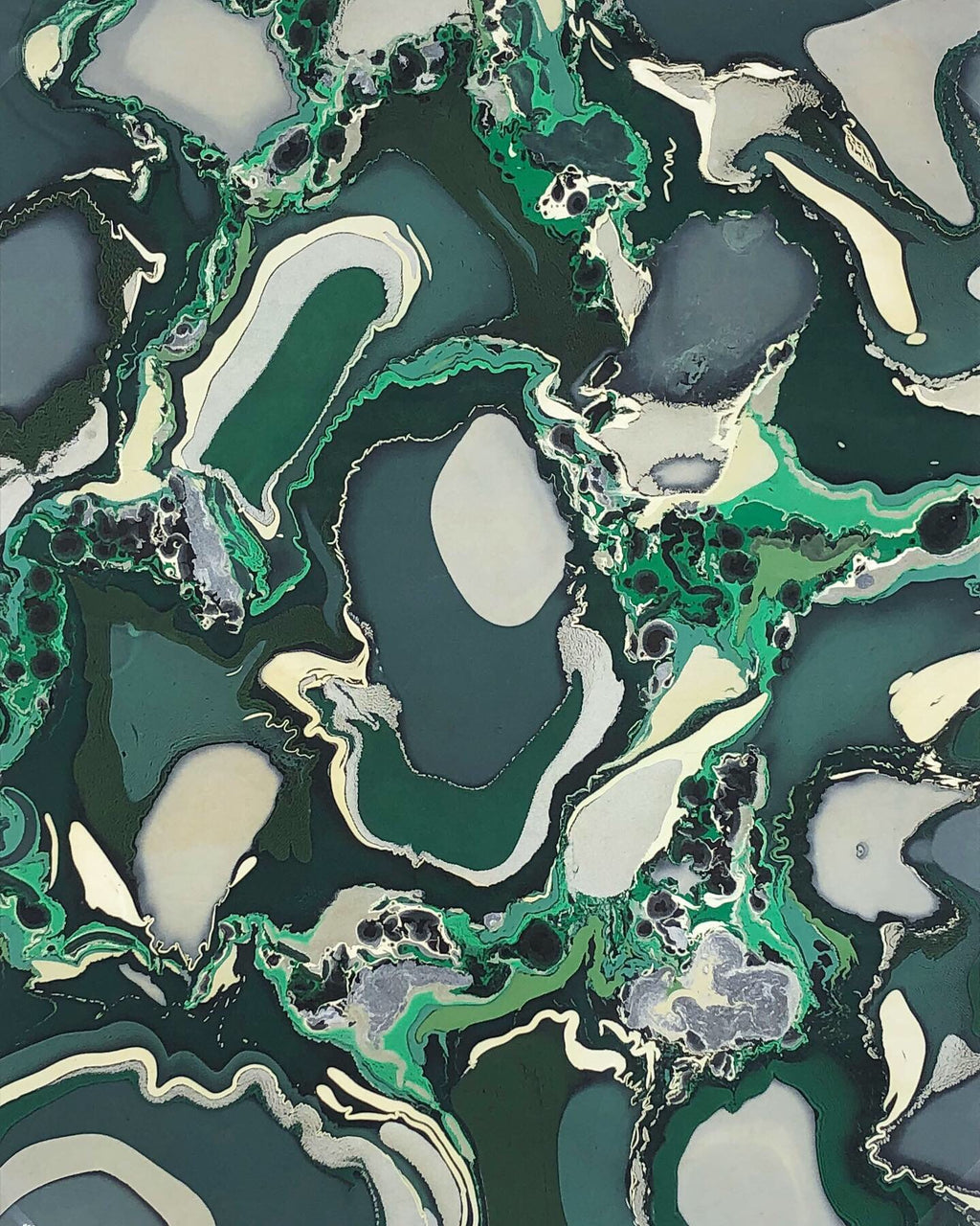 Malachite BLK093 - No One Alike