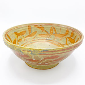 Golden Prairie Serving Bowl - No One Alike