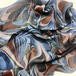 Dusky Hues Medium Scarf - No One Alike