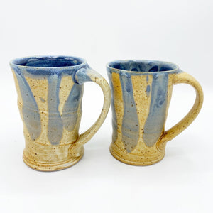 Blue & Tan Mug - No One Alike