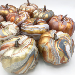 Mini Marbled Pumpkins - No One Alike