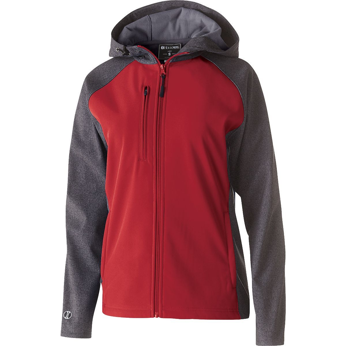 Holloway Mens Raider Softshell Jacket