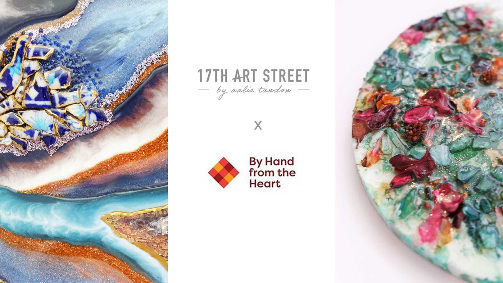 17th Art Street by Aalie Tandon X ByHandFromtheHeart Interview