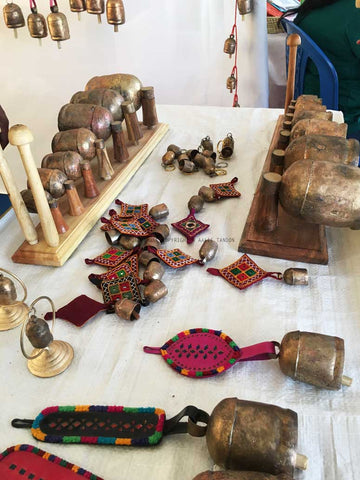 Copper Bell Making Craft, India