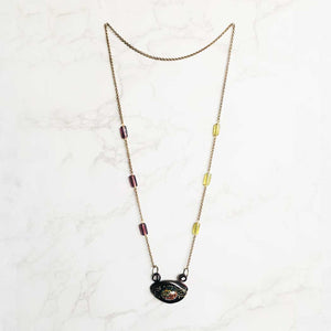 Gaze - Dainty Necklace, Vintage Archives Collection