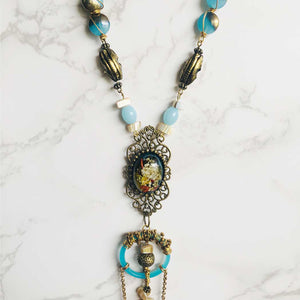 Chandelier Chime - Necklace, Vintage Archives Collection