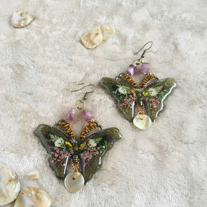 Butterfly - Earrings, Vintage Archives Collection