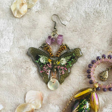 Load image into Gallery viewer, Butterfly - Earrings, Vintage Archives Collection