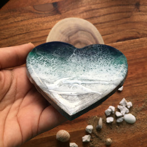 Heart Of The Ocean - Heart Magnet