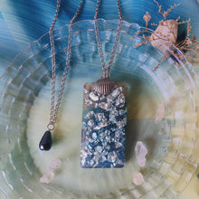 Load image into Gallery viewer, Icicle - Statement Pendant Necklace