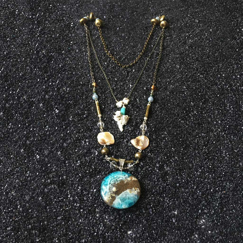 By The Shore 1.0 - Layered Necklace
