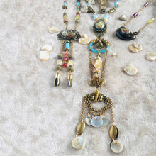 Load image into Gallery viewer, Chandelier Chime - Necklace, Vintage Archives Collection