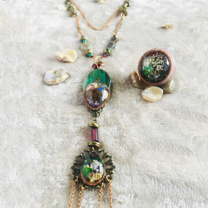 Crystal Belle - Necklace, Vintage Archives Collection