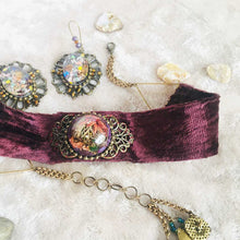 Load image into Gallery viewer, Rubino - Choker Necklace, Vintage Archives Collection
