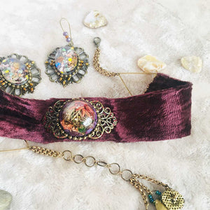 Rubino - Choker Necklace, Vintage Archives Collection