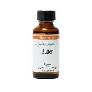 LorAnns Oils - Gourmet Flavorings - Butter - 1oz