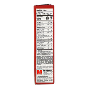 Doctor's CarbRite Diet - Chocolate Chip Brownie Mix - Maltitol-Free
