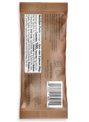 Lily's - Dark Chocolate - Peanut Butter Cups - 1.25 oz