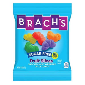 Brach's - Sugar Free Fruit Slices - 3 oz