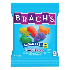 Brachs - Sugar Free Fruit Slices - 3 oz Bag