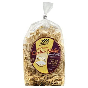 Al Dente - Fettuccine - Lemon Pepper - 10 oz