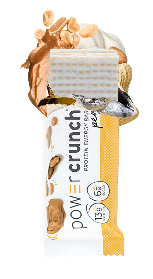 Power Crunch - Protein Energy Bar - Peanut Butter Creme
