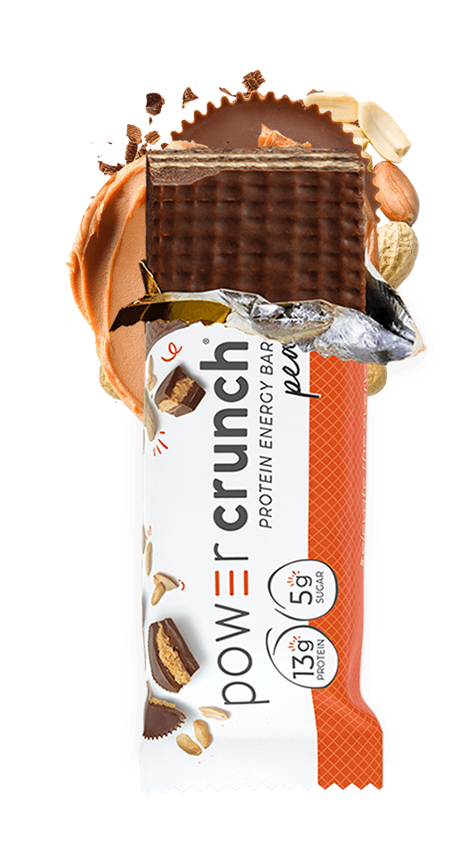 Power Crunch - Protein Energy Bar - Peanut Butter Fudge
