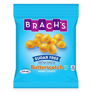 Brach's - Sugar Free Candy - Butterscotch - 3.5 oz