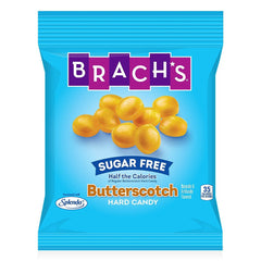 Brachs - Sugar Free Candy - Butterscotch - 3.5 oz Bag