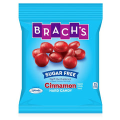 Brachs - Sugar Free Candy - Cinnamon - 3. 5 oz Bag