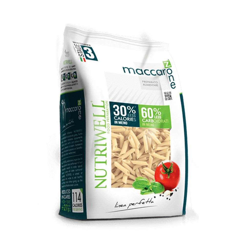 Ciao Carb - Nutriwell Pasta - Penne - 250 g.