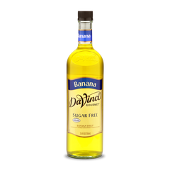 DaVinci - Sugar Free Syrup - Banana - 25.4 fl oz Bottle