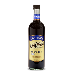 DaVinci - Sugar Free Syrup - Chocolate - 25.4 fl oz Bottle
