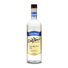 DaVinci - Sugar Free Syrup - Coconut - 25.4 fl oz Bottle