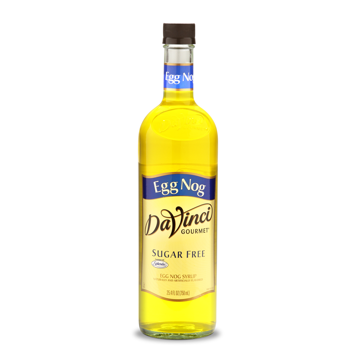 DaVinci - Sugar Free Syrup - Egg Nog - 25.4 fl oz Bottle