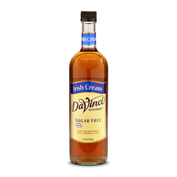 DaVinci - Sugar Free Syrup - Irish Cream - 25.4 fl oz Bottle
