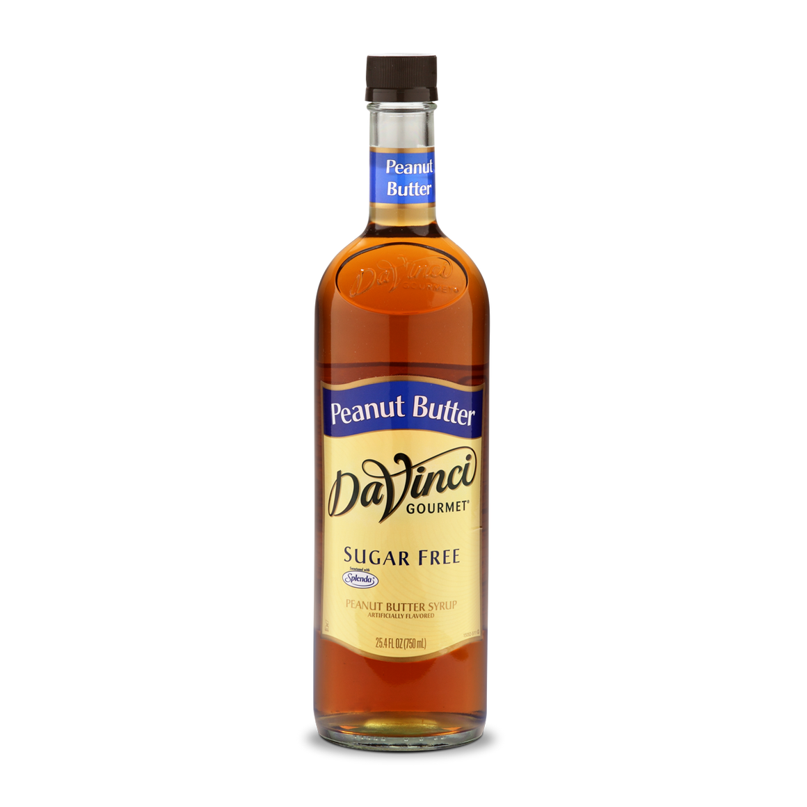 DaVinci - Sugar Free Syrup - Peanut Butter - 25.4 fl oz Bottle