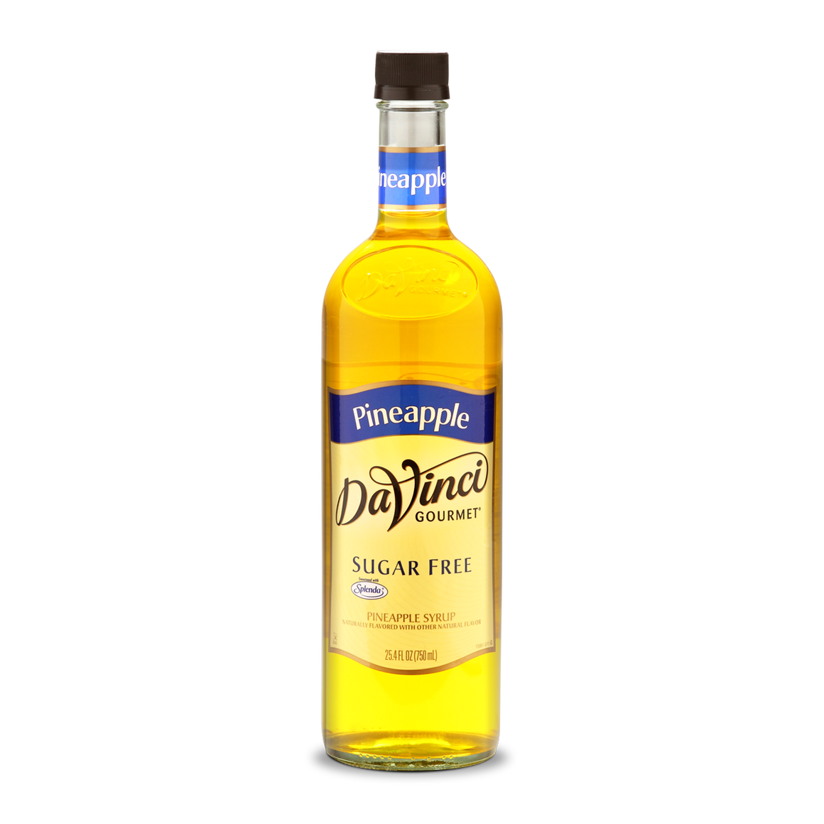 DaVinci - Sugar Free Syrup - Pineapple - 25.4 fl oz Bottle