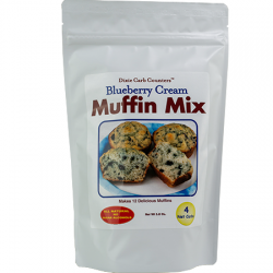Dixie Muffin Mix - Blueberry Cream - 5.8 oz