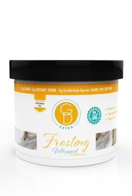 Good Dee's - Sugar Free Frosting - Whipped Vanilla - 8 oz