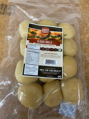 Great Low Carb Bread Company -  - Slider Rolls 12 oz bag