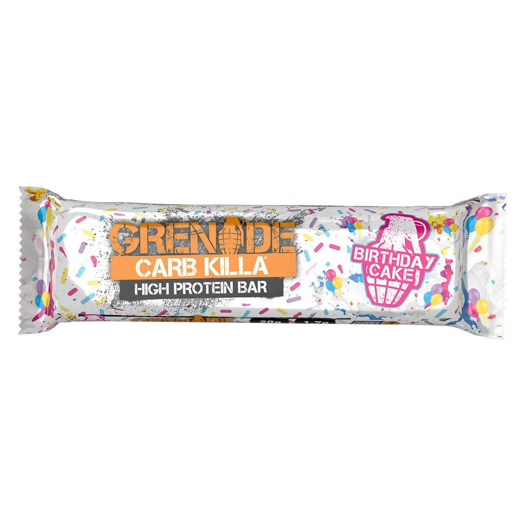 Grenade - Carb Killa - Birthday Cake - 1 Bar