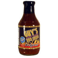 Guy's - Sugar Free BBQ Sauce - Original - 18 oz - Low Carb Canada